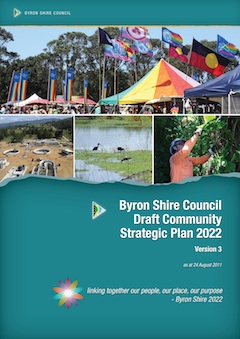 Meeting – Draft Community Strategic Plan