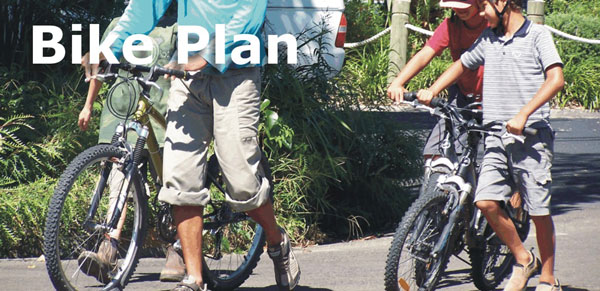 Bike Plan for Ocean Shores