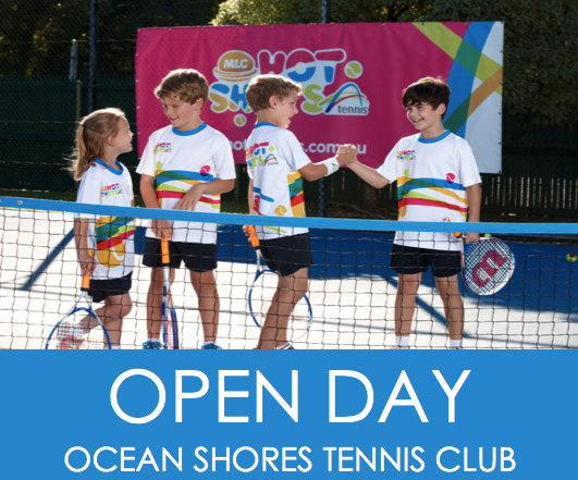 Open Day – Ocean Shores Tennis Club