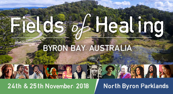 Fields of Healing Event