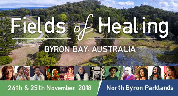 Fields of Healing Event