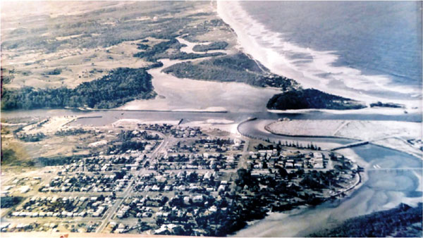 History of Greater Ocean Shores