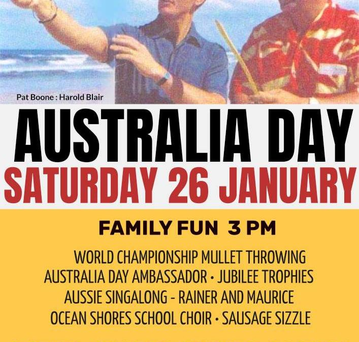 Australia Day Celebrations 2019